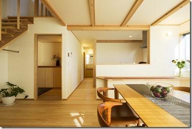 東平井の家
